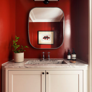 North Kensington Family Home - Cloakroom