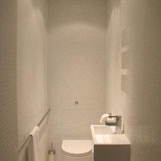 Contemporary Bathroom by Kyson Construction Ltd