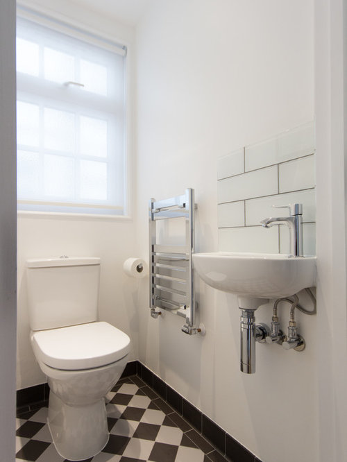 Small Cloakroom Design Ideas Renovations Photos With