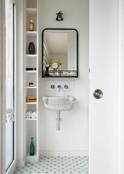 Eclectic Powder Room by Anna Stathaki | Photography