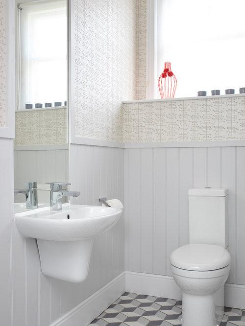 moderne g stetoilette g ste wc in london ideen f r g stebad und g ste wc design. Black Bedroom Furniture Sets. Home Design Ideas