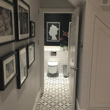 Semi-detached Home Hallway