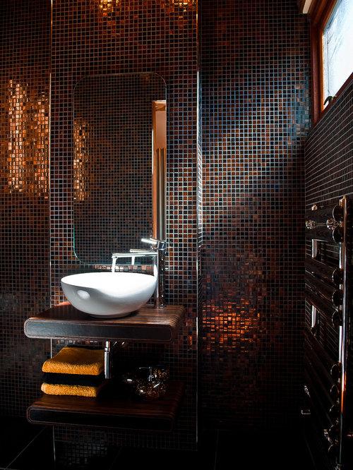 Mosaic Bathroom Tile Houzz