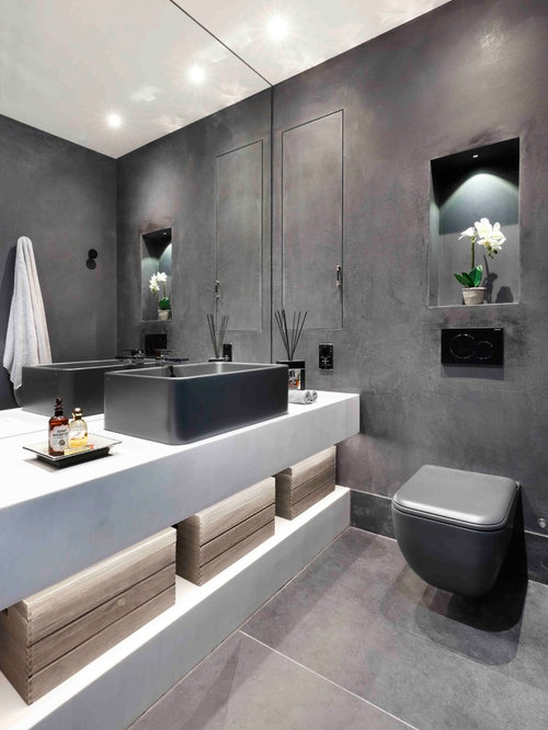 Contemporary And Modern Cloakroom Design Ideas