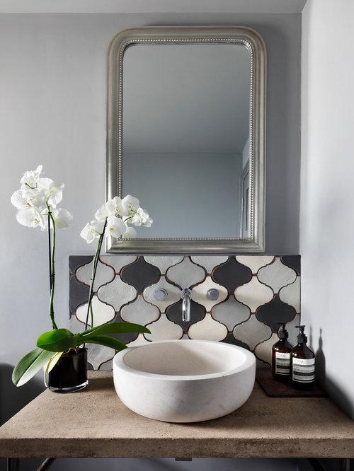 g stetoilette g ste wc mediterran ideen f r g stebad. Black Bedroom Furniture Sets. Home Design Ideas