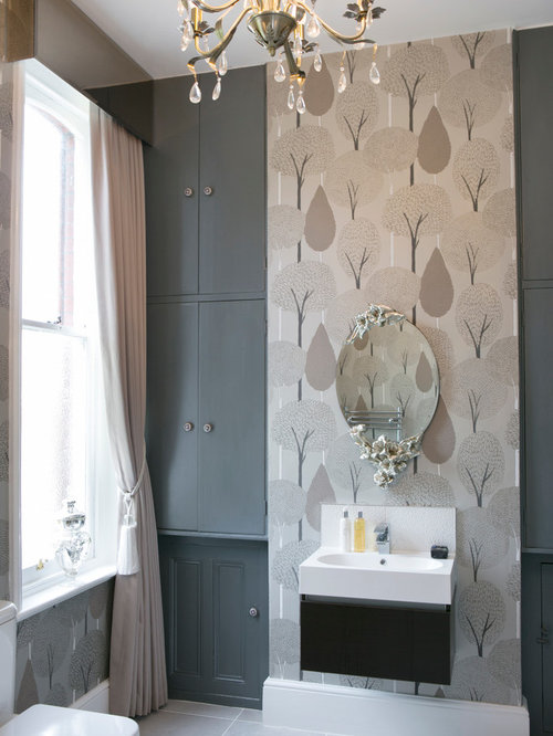 10K Traditional Cloakroom Design Ideas & Remodel Pictures