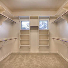 Traditional Closet by Jeff Watson Homes, Inc.
