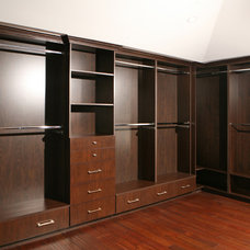 Traditional Closet by ARPA Design-Build Co., Inc