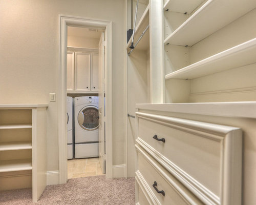 Master Bedroom Closet Houzz