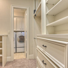 Traditional Closet by Silvan Homes