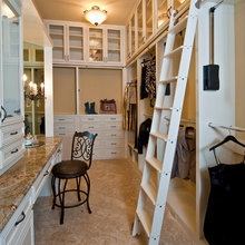 Closet and Laundry Rooms