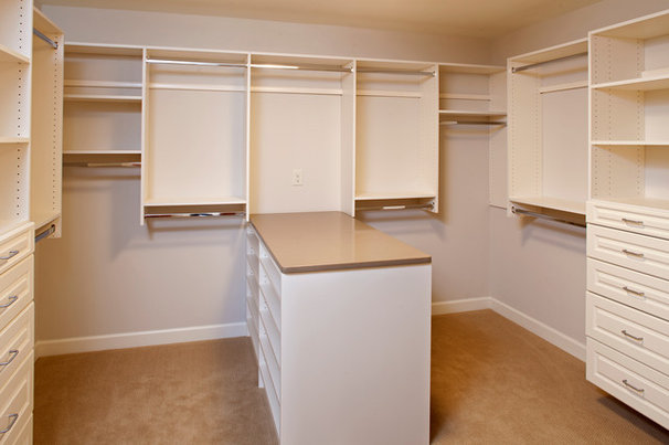Traditional Closet by BohLand Homes