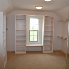 Traditional Closet by National Door & Trim
