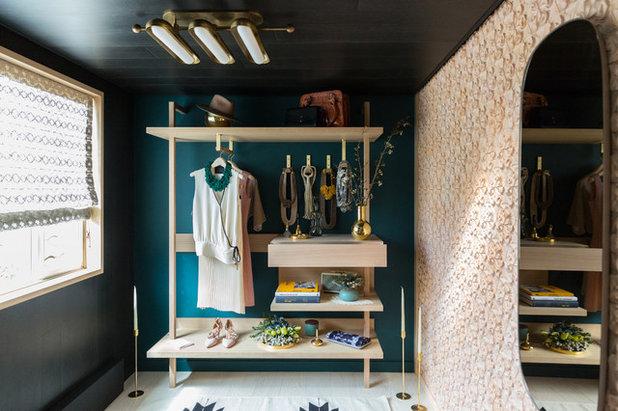 Contemporary Closet by Lauren Edith Andersen, Photographer