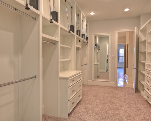 Inspiration For A Timeless Closet Remodel In Houston