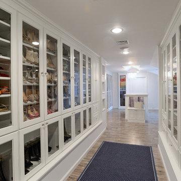 3rd Floor Dressing Room for Formal Clothing