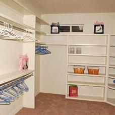 Traditional Closet by Douglas Custom Homes