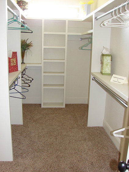 Closet ideas for Walk in closet remodel