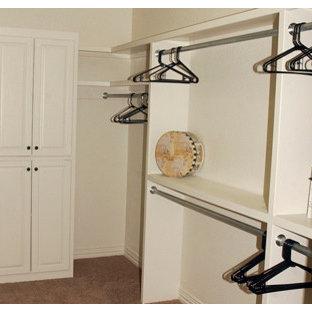 Example of a closet design in Dallas