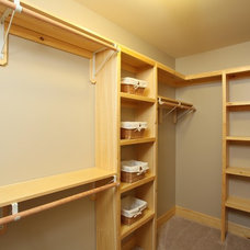Traditional Closet by Main Eco Homes