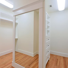 Traditional Closet by Creole Design