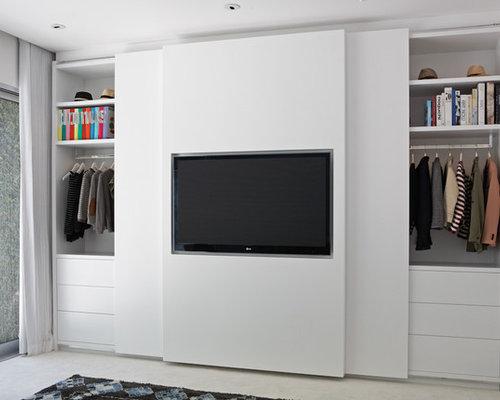 Wardrobe With Tv | Houzz