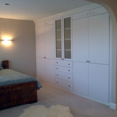 Traditional Closet by Closet Factory - Michelle Langley
