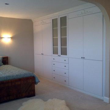 A.H. Closet Built-In