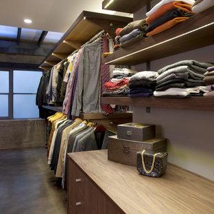 Idéer för att renovera en industriell garderob