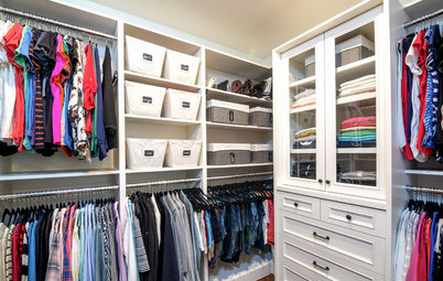 Post-KonMari: How to Organize Your Closet