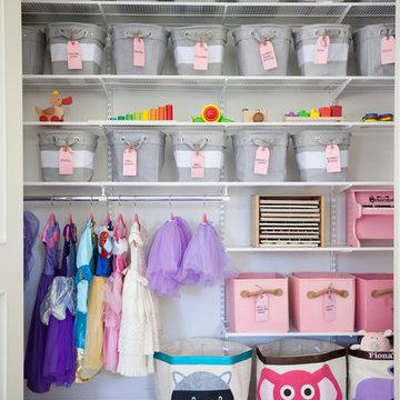 A NEAT Kids Room
