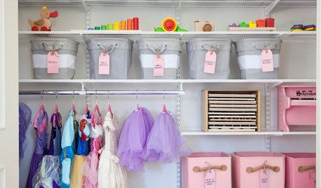 5 Creative Ways to Organise Dress Ups