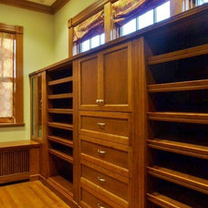 Traditional Closet by Within Your Reach...spaces reinvented