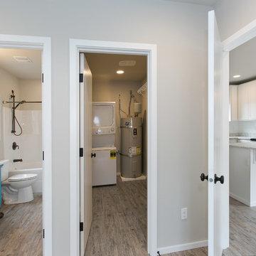 Addition - Master Closet and Bathroom