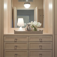 Contemporary Closet by Adrienne Neff Design Services LLC