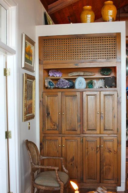 Traditional Closet by Lauren Mikus