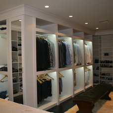 Modern Closet by The Closets Company