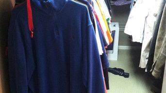 Alonso Custom Closet