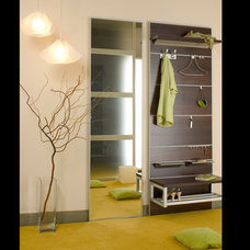 Contemporary Closet by IDS Group