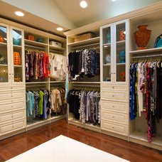 Traditional Closet by Bella Systems - Custom Closets