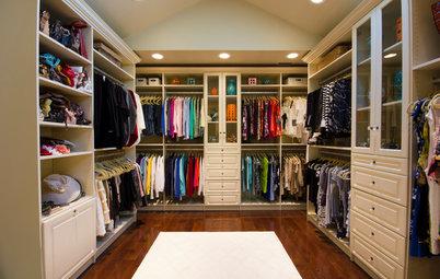 8 astuces de pro pour un dressing bien organisé