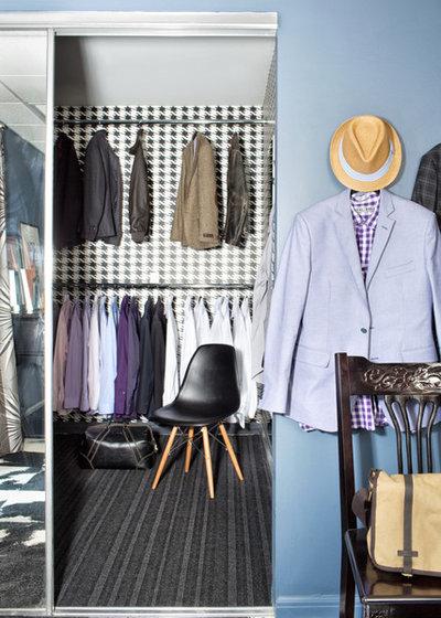 Contemporary Wardrobe by Hayneedle
