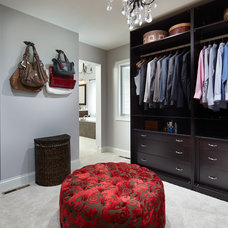 Traditional Closet Angel Home Master Suite Renovation