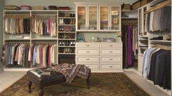 Antique White Closets- Feb 2013