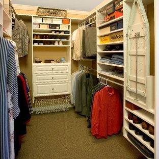Idee per armadi e cabine armadio chic