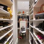 Apartment At The Montgomery Chicago Khloe Kardashian Fitness Closet