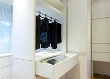 What a great space saving idea!