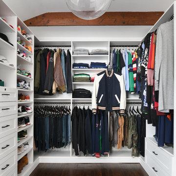 Ardsley Walk-In Closet