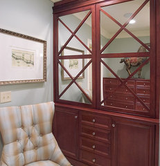 traditional closet by Designs by BSB