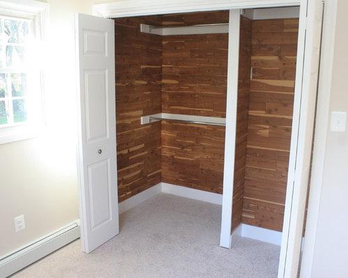 1970 Split Level Closet Design Ideas Remodels amp Photos
